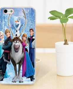 All disney Frozen iphone cases