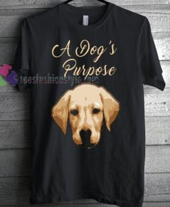 A Dog's Purpose Josh Gad T-shirt gift