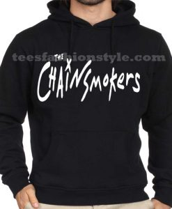 Hoodies chainsmokers