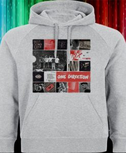 1D One Direction Pop Rock Band Culture Hoodies
