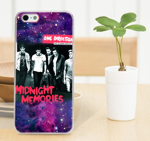 1D midnight Memories galaxy nebula iphone cases