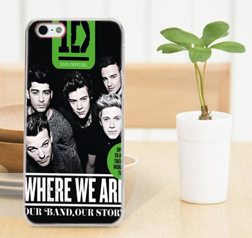 one direction 1D official iphone cases