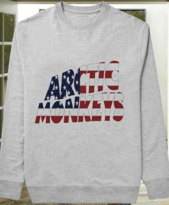 Arctic Monkeys American Flag sweater