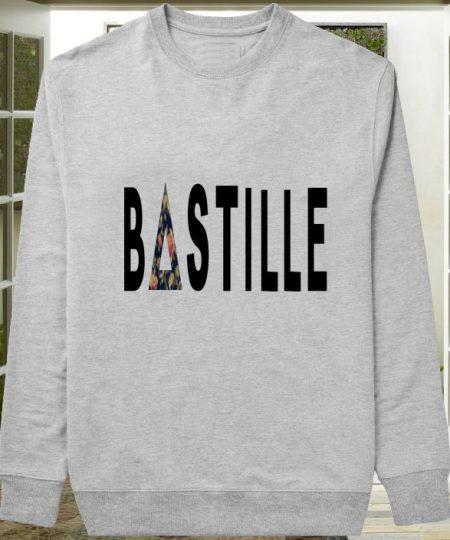 Bastille Nebula band sweater