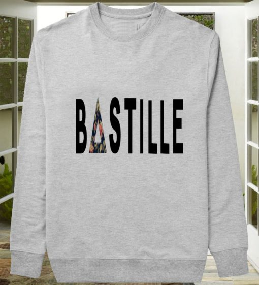 Bastille Nebula band sweater