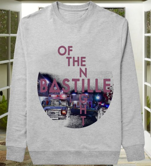Bastille Of The Night band sweater
