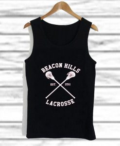 Beacon Hills Lacrosse tank top