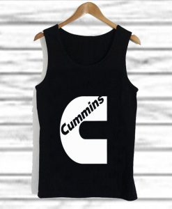 Cummins Logo Dodge Ram Diesel Turbo tank top