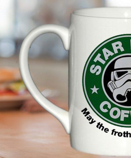 Star Wars Coffee starbucks mug