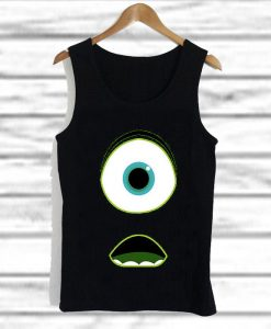Monsters University Mike Wazowski tank top