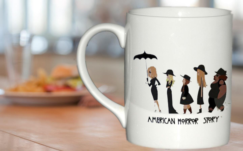 American Horror Story Mug Gift Custom Mug Ceramic Mug
