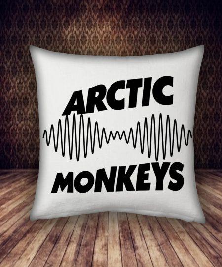 arctic monkeys band pillow case