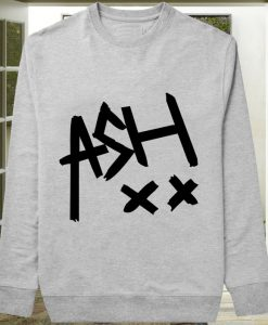 ash signature sweater