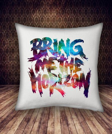 bring me the horizon band pillow case