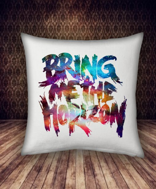 bring me the horizon band pillow case