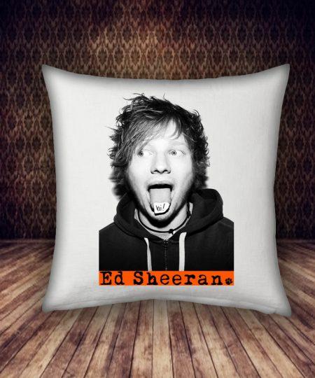 hi! Ed Sheeran pillow case