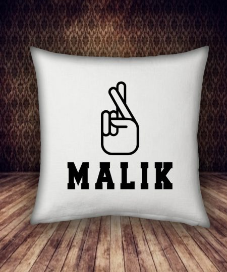 malik no promise one direction pillow case
