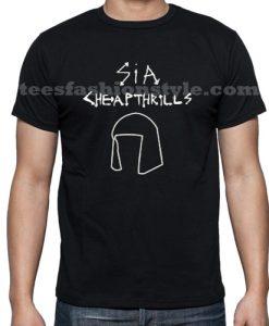 Cheapthrills Tshirt- Tshirt Adult Unisex Size S-3XL