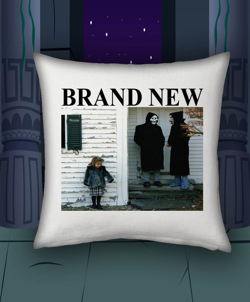 Brand new the devil and god pillow case personalized home for Home decor brands