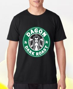Cthulhu Dagon Dark Roast Tshirt Adult Unisex