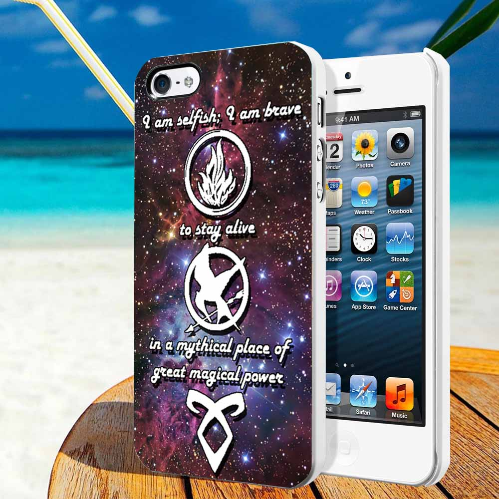 more photos a2d45 a905f Divergent, mortal instrument, and hunger game phone cases, samsung galaxy  cases, HTC one cases