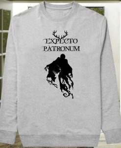 Expecto Patronum sweater