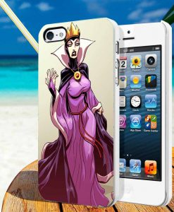 Evil Queen Snow White Phone Cases