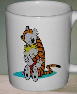Calvin and Hobbes mug gift custom mug ceramic mug