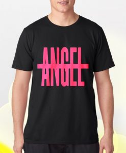 No Angel pink Tshirt Tees