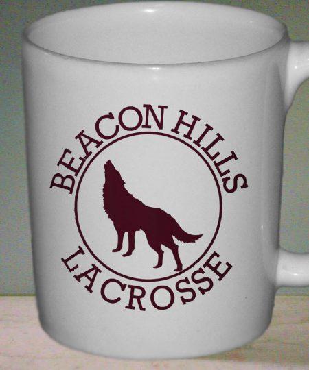 Teen Wolf Beacon Hills Mccalll mug, gift custom, mug ceramic mug