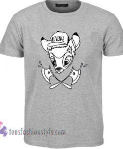 bambi revenge shirt large