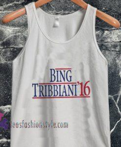 bing tribbiani tanktop