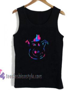 Cute dirty pig tanktop
