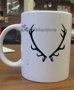 Adventure & Outdoors Antlers mug gift