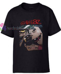 Gorillaz Band Personil gift Tshirt