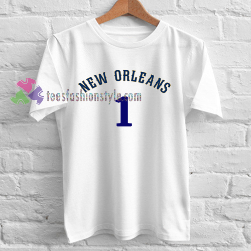 New Orleans 1 Tshirt Shirt Tees Adult Unisex Custom Clothing