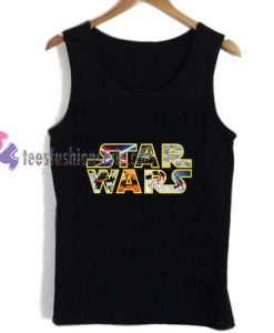 Star Wars Logo tanktop