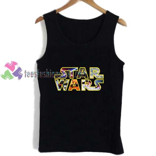 Star Wars Logo tanktop