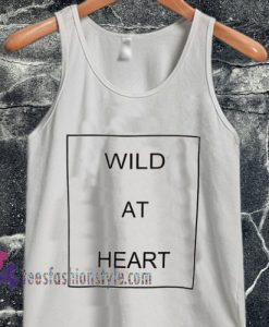 Wild At Heart Pinterest tanktop
