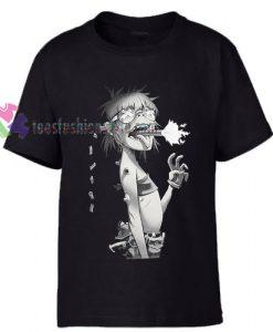 Gorillaz Band 1 Gift Tshirt