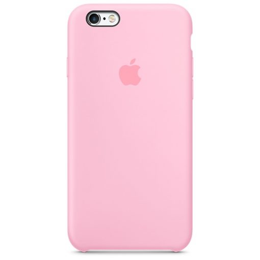 Iphone logo baby pink Phone Cases