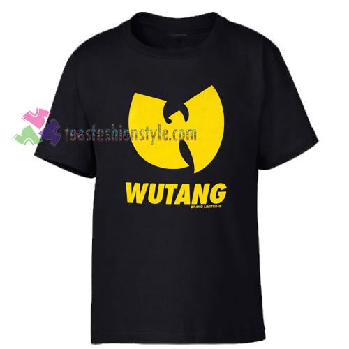 Wu Tang Clan Band gift Tshirt