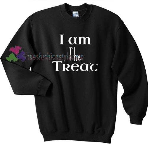 I am the Treat Halloween gift sweatshirt