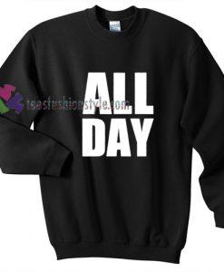 Kanye West Sweater
