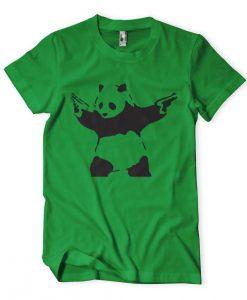 Banksy Panda shirt