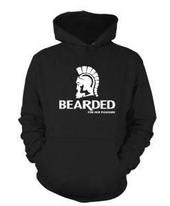 Bearded For Her Pleasure hoodies