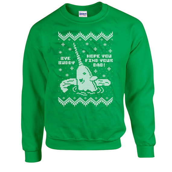 buddy elf christmas sweater - Buddy The Elf Christmas Sweater