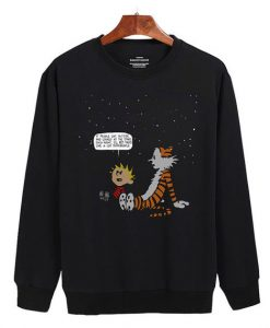 Calvin and Hobbes hoodie gift