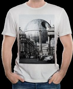 Death Star Upon Tyne gift Tshirts