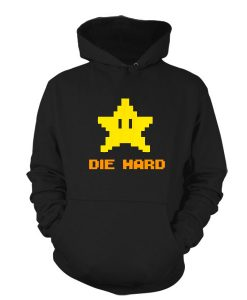 Die Hard Nintendo hoodies